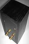 Lautsprecherbox Rückansicht